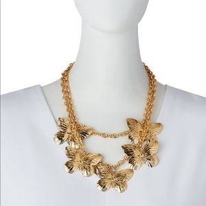 Neiman Marcus RARE Butterfly Necklace